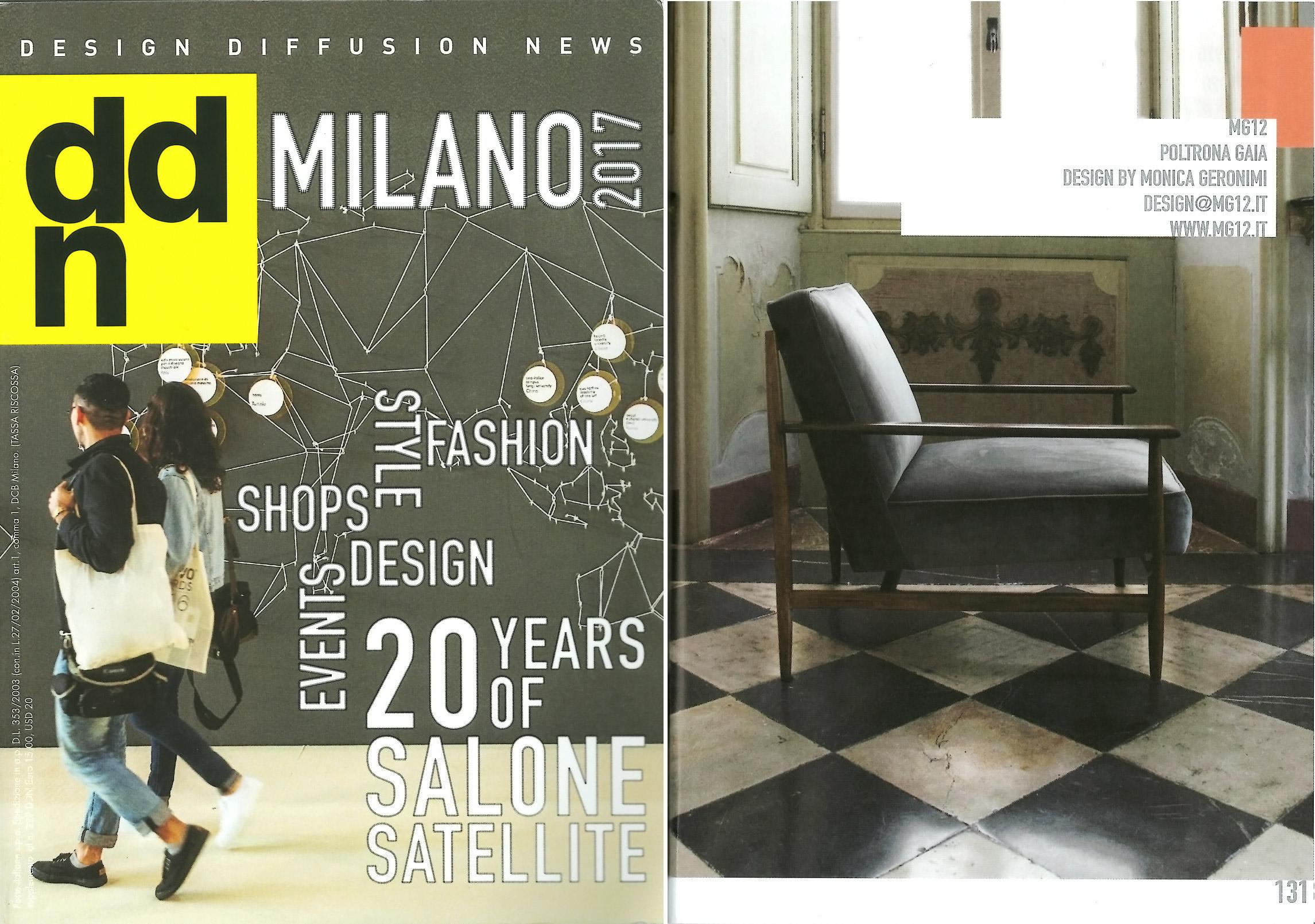 DDN | MILANO 2017